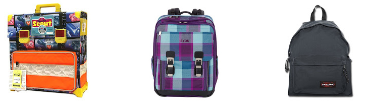 Scout, 4YOU, Eastpak