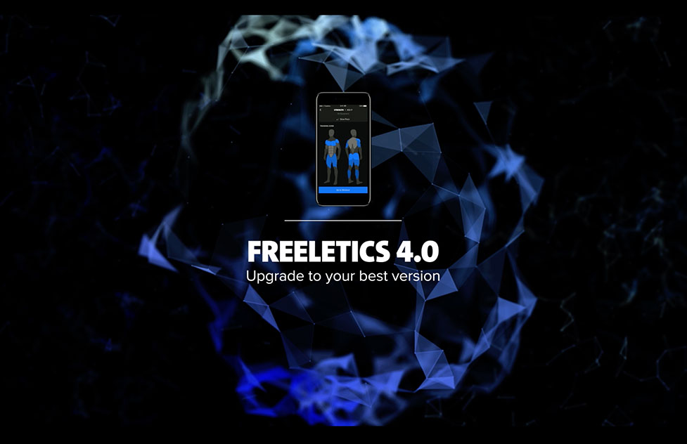Freeletics Update auf 4.0