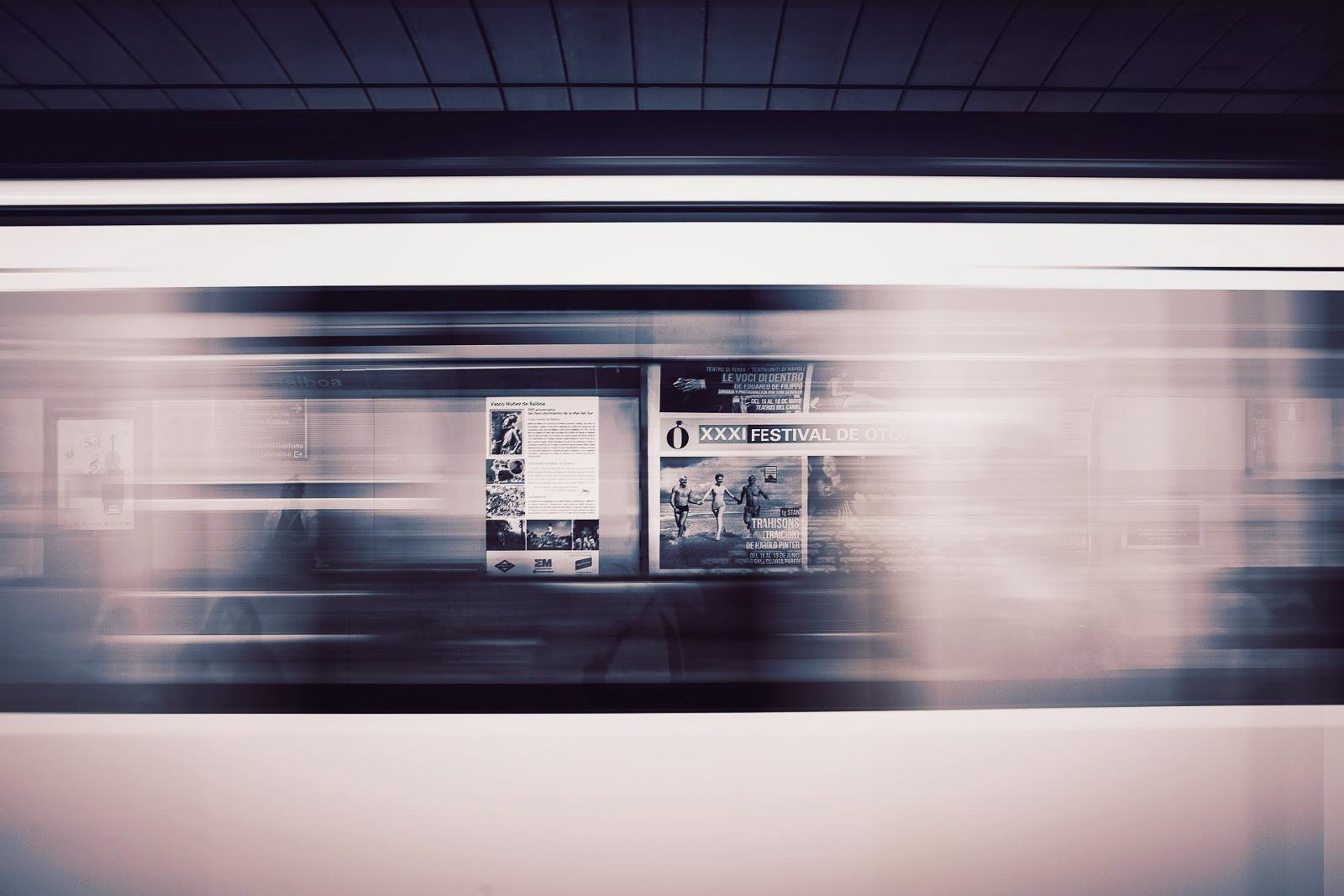 U-Bahn Gestöber