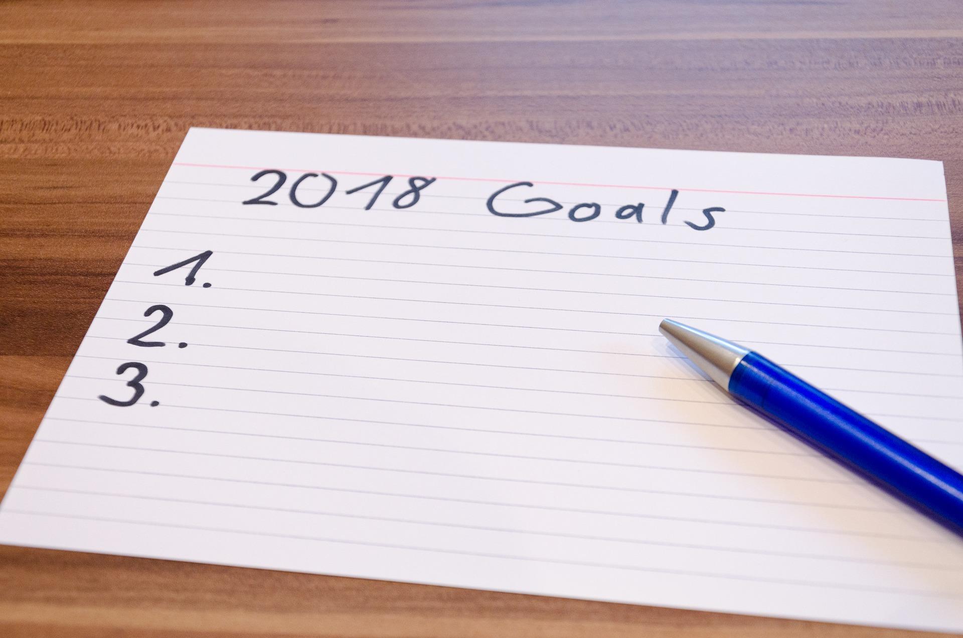 Gute Vorsätze fürs nächste Jahr