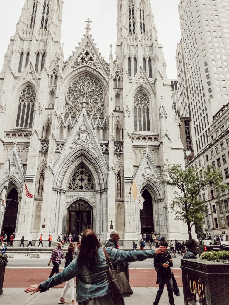 St. Patrick's Cathedrale New York