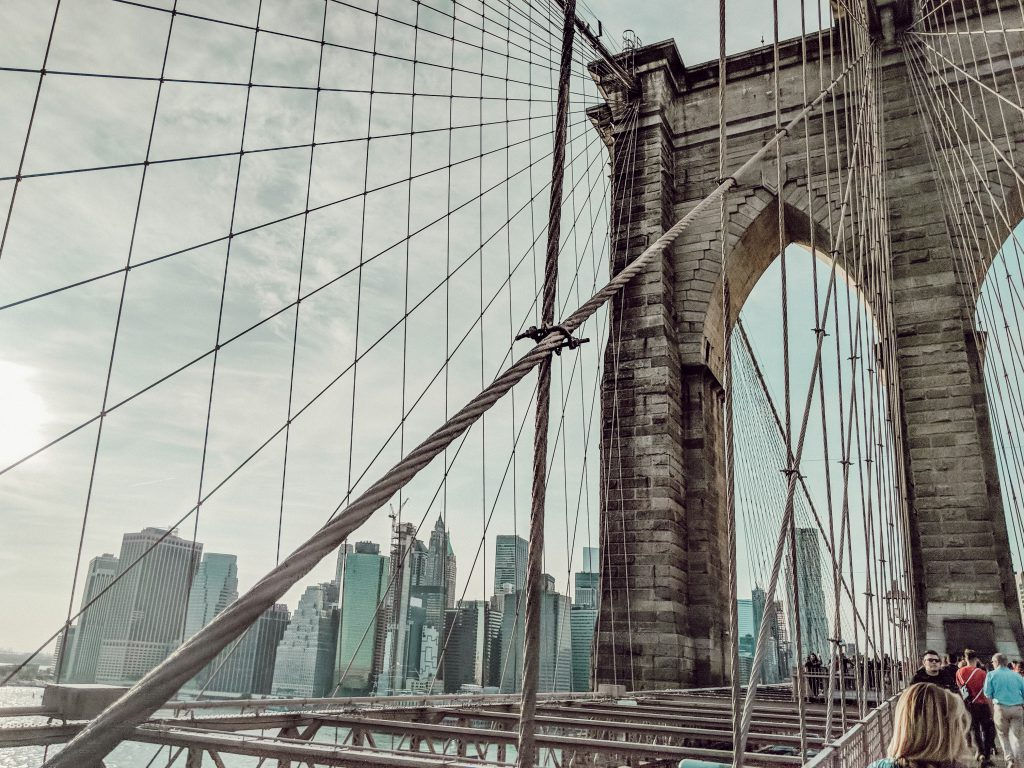 Die Brooklyn Bridge