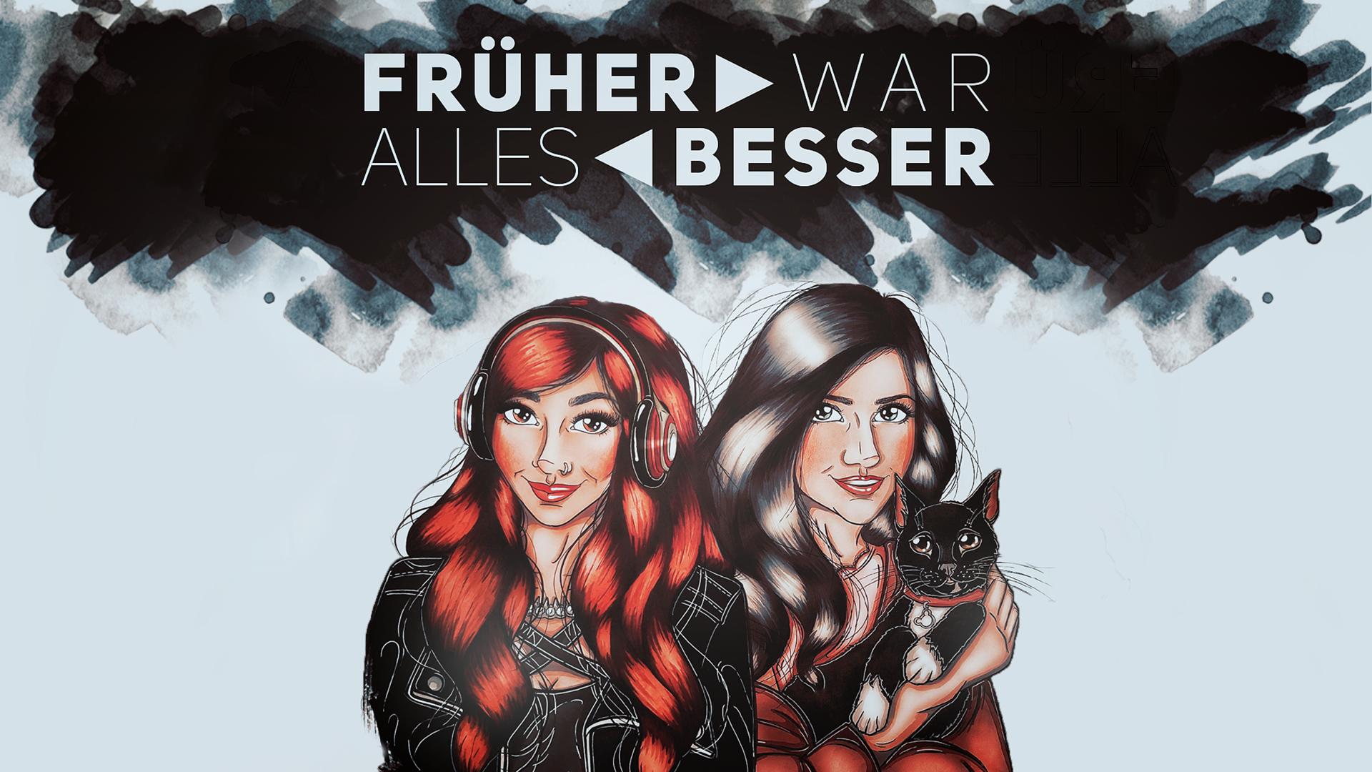 Früher war alles besser - Der Podcast von Zissapino und Shadowscraving auf wilderminds.de